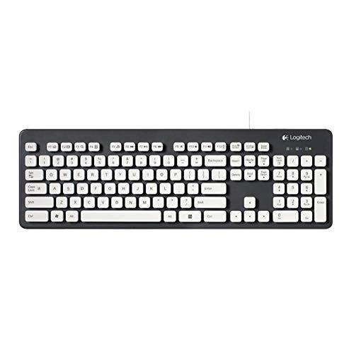 (Washable Wired Keyboard K310 for Windows Desktop Laptop Computer Logitech )