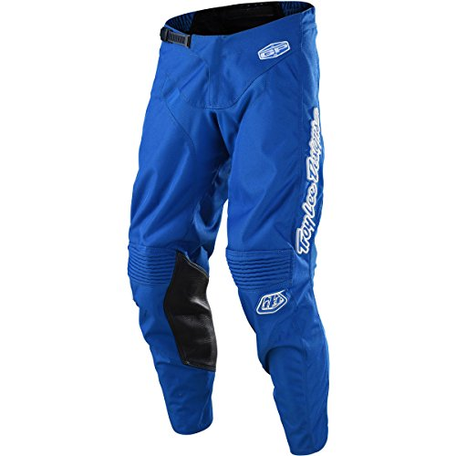 2018 Troy Lee Designs GP Mono Pants-Blue-34 by Troy Lee Designs