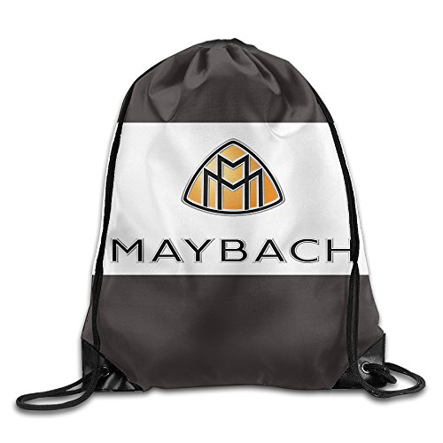 maybach-logo-unisex-drawstring-travelling-bag