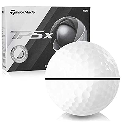 Taylor Made TP5x AlignXL Personalized Golf Balls
