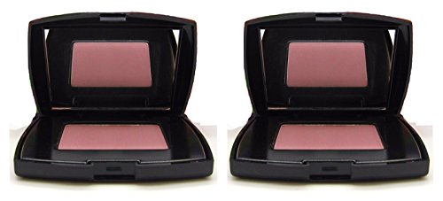 Blush Subtil Delicate Oil-Free Powder Blush in Aplum 2.5g Each (Lot of 2) Unboxed (Lancome Blush Subtil Rose)