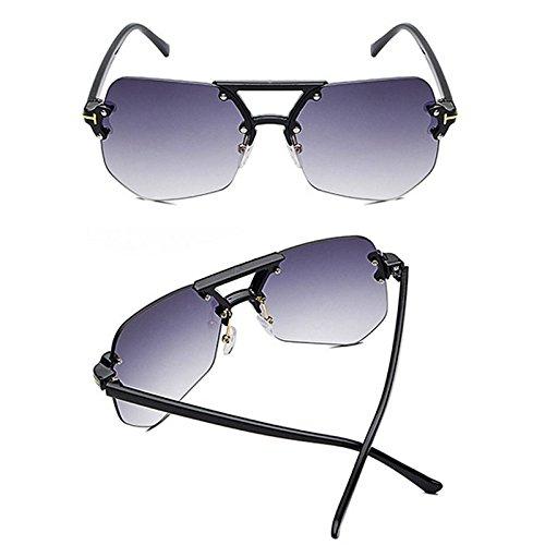 Informal C Sol Glasses Sin De Marine Trimming Gafas Mujer De Colorful A Hombre para Sol Marco Gafas Big Y Ciclismo BYZUw