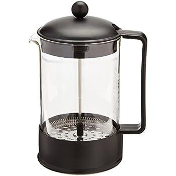 Bodum BRAZIL Coffee Maker, French Press Coffee Maker, Black, 51 Ounce (12 Cup)