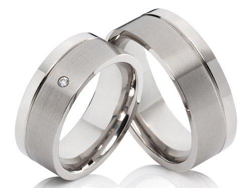 2 alianzas de póster con anillos de alianzas y corazones de compromiso Anillos Pareja anillos amistad