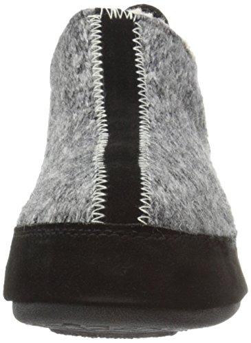 Bootie Squirrel Women's Slipper ACORN Forest Grey wqxOR6aB