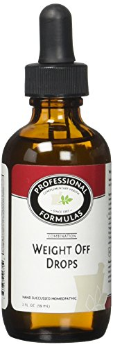 Weight Off Drops 2oz by Professional Formulas (Weight Control Professional)