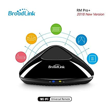Snowsound Broadlink RM Pro + WiFi Casa inteligente IR RF Aprendizaje inteligente Control remoto universal Compatible