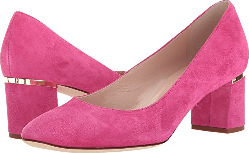 Kate Spade New York Womens Dolores Too Lipstick Pink Kid Suede q0vZ9bc