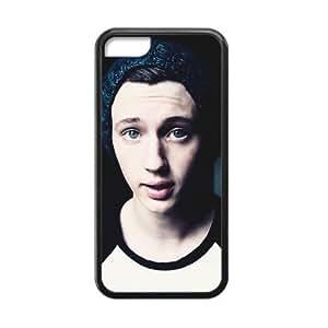Artswow Troye Sivan Baby Boy Custom Plastic TPU Cell Phone Case for iPhone 5c