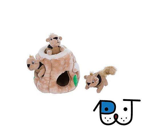 Brinquedo Outward Hound Toca de Esquilo Junior