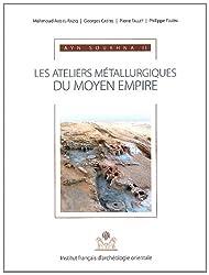 Ayn Soukhna II : Les ateliers métallurgiques du Moyen Empire (1Cédérom)
