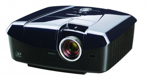 Mitsubishi HC7800D 1080p DLP Home Theater 3D Projector, Office Central