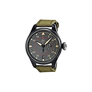 IWC Big Pilots Top Gun Miramar Anthracite Dial Automatic Mens Watch IW501902