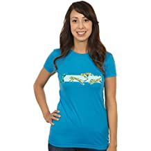 JINX Minecraft Women's Pounce Premium Cotton/Poly T-Shirt