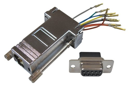 Allen Tel Products ATDB9FS-8 9-Pin DB Connector Kit, Fema...