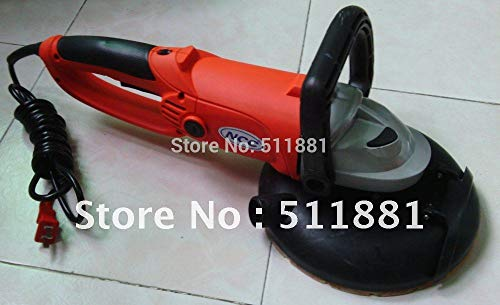 (Maslin 7'' Dustproof Angle Grinder | 180mm hand held electric grinder polisher grinding machine tools with dust shroud dust guard)