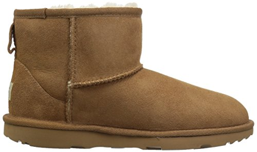 UGG Kids K Classic Mini II Pull-On Boot, Chestnut, 13 M US Little Kid by UGG (Image #7)