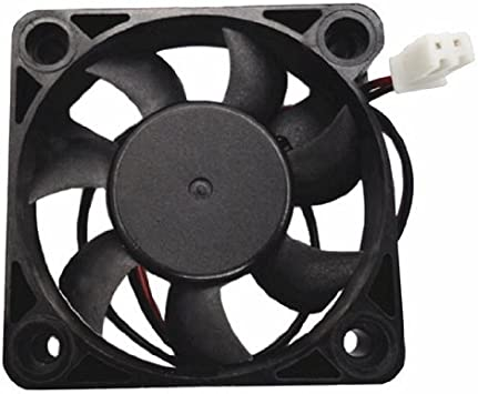 5pcs 12V 3pin 7 blades 5cm 50mm 50x10mm 5010S Brushless PC Computer Cooling Fan
