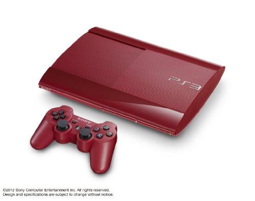 プレイステーション3本体 ガーネット・レッド (HDD250GB)