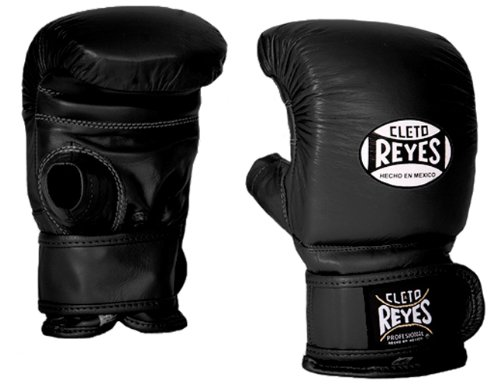 Cleto Reyes Bag Glove with Velcro Closure - Black M by Cleto Reyes