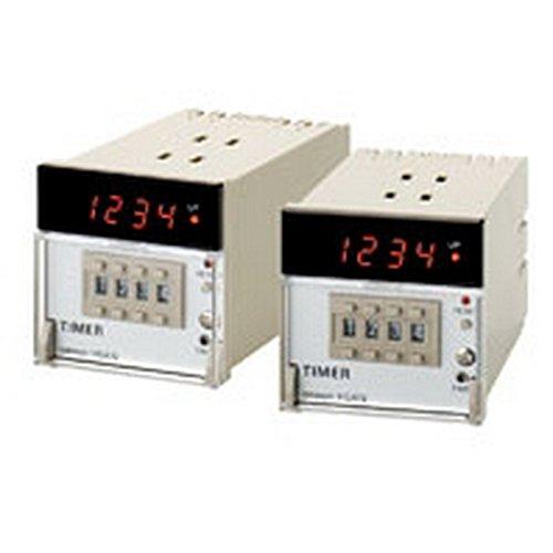 OMRON(オムロン) クォーツタイマ H5AN-4DM AC100-240 H5AN-4DM AC100-240  B00ECVYENC
