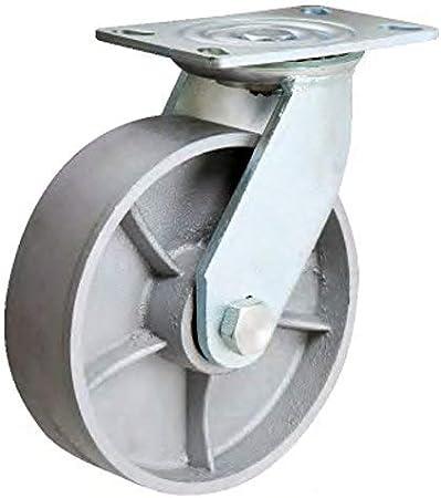 """24 Pack Large Steel Swivel Caster Heavy Duty 3.5/"""" Wheel"""