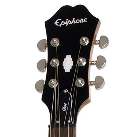 Epiphone Dot - Guitarra eléctrica, color natural