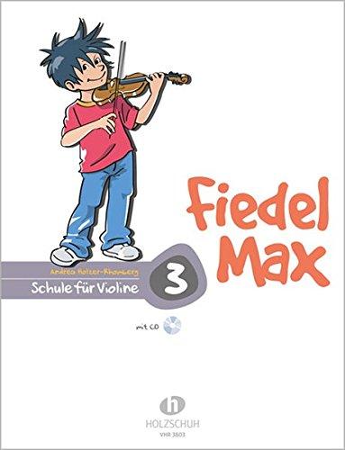 Fiedel Max - Schule für Violine Bd. 3