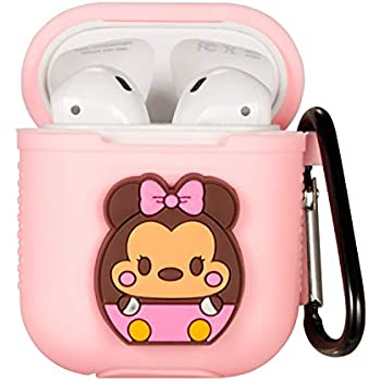 Amazon.com: Logee Q Vision Minnie Case for Apple Airpods 1