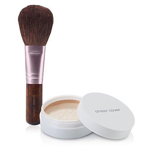 Sheer cover mineral foundation 4g