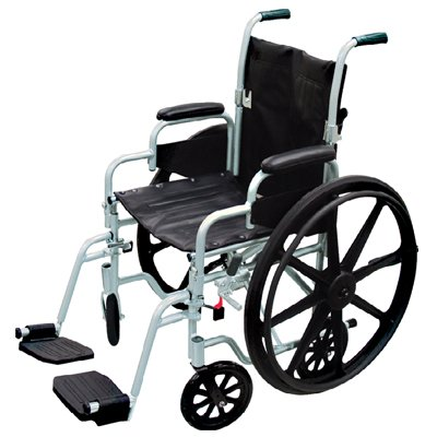 Pollywog Wheelchair Transport Chair - Transport -