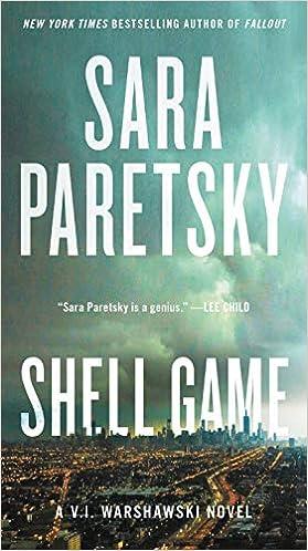 A V.I Warshawski Novel Shell Game