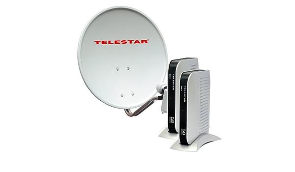 Telestar Astra Digital – Antena parabólica y Plato (55 cm ...