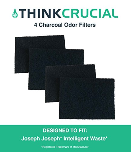 4 Replacements for Joseph Joseph Charcoal