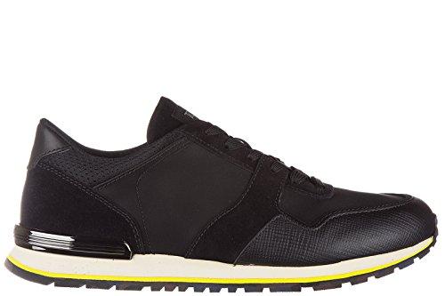 Tod's zapatos zapatillas de deporte hombres en piel nuevo allacciata spoiler neg