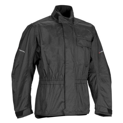 Firstgear Splash Rain Black Jacket - Size : 2XL
