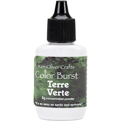 Ken Oliver Kn06332 Color Burst Powder 6Gm Terre Verte