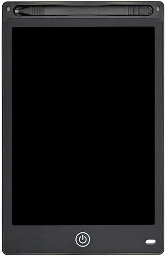 10インチのLCDライティングタブレット落書き製図板ポータブル電子機器のデジタル手書きパッド ペン&タッチ マンガ・イラスト制作用モデル (Size : Black)