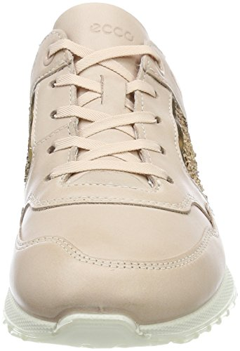 Rose Ginnastica ECCO Donna Scarpe Dust Basse Sneak da Rosa Bronze Rose Dust Ladies 8qw4BqS