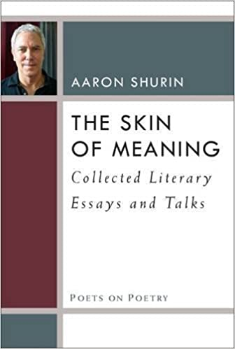 Book The Skin of Meaning: Collected Literary Essays and Talks (Poets on Poetry) by Aaron Shurin (2016-02-17)