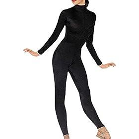 - 41krUApoCPL - Unisex Classic Lycra Spandex Dancewear Catsuit