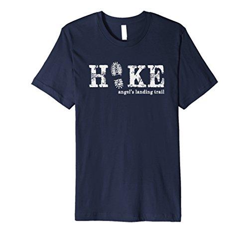 Hike Angel's Landing Trail Zion National Park PREMIUM Shirt