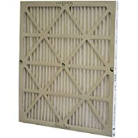 Glasfloss Industries ZLP16201 Z-Line Series ZL MERV 10 Pleated Filter, Case of 12