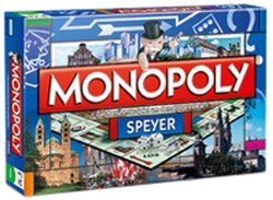 Winning Moves 42327 - Monopoly Speyer