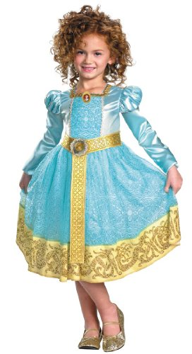(Merida Child Costume - Medium)