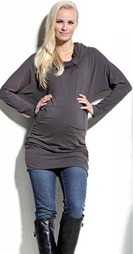 9fashion - T-Shirt à manches longues - Manches Longues - Femme
