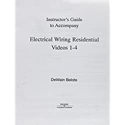 Electical Wiring Residential: Video Set #1 (with vhs tapes)