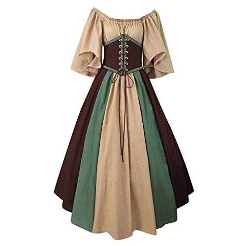 Women's Victorian Steampunk Tail Jacket Lace up