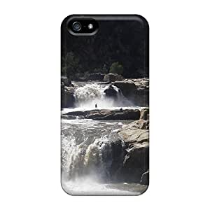 New Diy Design Herbert River Falls Queensl Australia For Iphone 5/5s Cases Comfortable For Lovers And Friends For Christmas Gifts