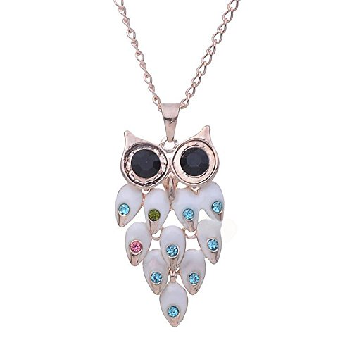 scale-owl-explosion-models-exaggeration-fashion-retro-false-collar-necklace